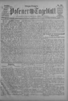 Posener Tageblatt 1908.12.22 Jg.47 Nr599
