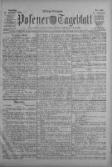 Posener Tageblatt 1908.12.22 Jg.47 Nr600