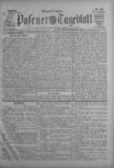 Posener Tageblatt 1908.12.23 Jg.47 Nr601