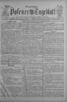 Posener Tageblatt 1908.12.23 Jg.47 Nr602