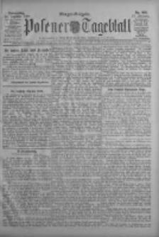 Posener Tageblatt 1908.12.24 Jg.47 Nr603