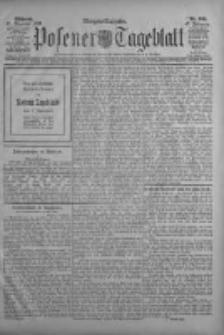 Posener Tageblatt 1908.12.30 Jg.47 Nr609