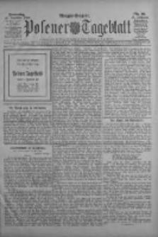 Posener Tageblatt 1908.12.31 Jg.47 Nr611