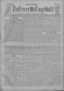 Posener Tageblatt 1908.09.02 Jg.47 Nr411