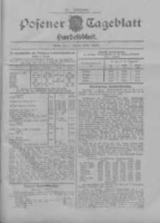 Posener Tageblatt. Handelsblatt 1908.01.07 Jg.47