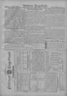 Posener Tageblatt. Handelsblatt 1908.01.09 Jg.47