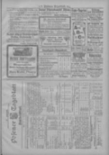 Posener Tageblatt. Handelsblatt 1908.02.24 Jg.47