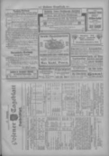 Posener Tageblatt. Handelsblatt 1908.03.11 Jg.47