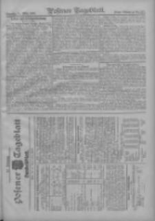 Posener Tageblatt. Handelsblatt 1908.03.14 Jg.47