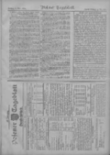 Posener Tageblatt. Handelsblatt 1908.05.07 Jg.47
