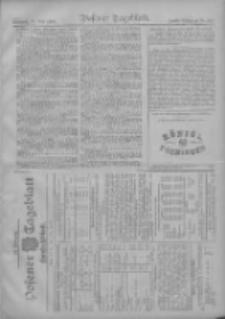 Posener Tageblatt. Handelsblatt 1908.05.12 Jg.47