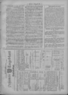 Posener Tageblatt. Handelsblatt 1908.05.18 Jg.47
