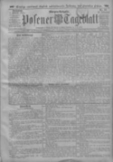 Posener Tageblatt 1913.02.01 Jg.52 Nr53