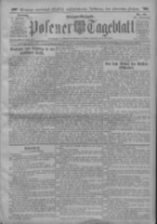 Posener Tageblatt 1913.02.02 Jg.52 Nr55