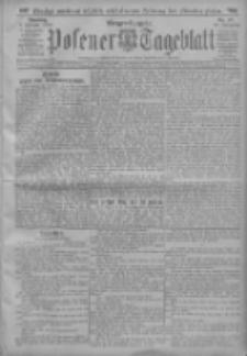Posener Tageblatt 1913.02.04 Jg.52 Nr57