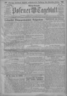Posener Tageblatt 1913.02.04 Jg.52 Nr58