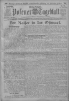 Posener Tageblatt 1913.02. 06Jg.52 Nr62