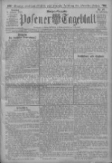 Posener Tageblatt 1913.02.09 Jg.52 Nr67