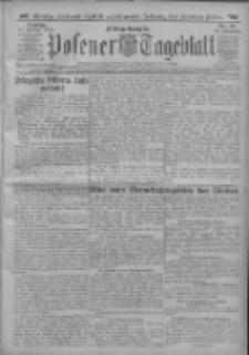 Posener Tageblatt 1913.02.11 Jg.52 Nr70