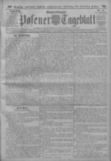 Posener Tageblatt 1913.02.13 Jg.52 Nr73