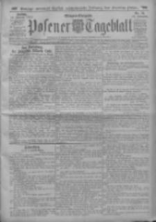 Posener Tageblatt 1913.02.14 Jg.52 Nr75