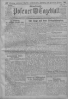 Posener Tageblatt 1913.02.14 Jg.52 Nr76