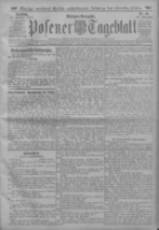 Posener Tageblatt 1913.02.18 Jg.52 Nr81