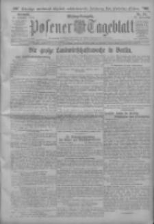 Posener Tageblatt 1913.02.19 Jg.52 Nr84