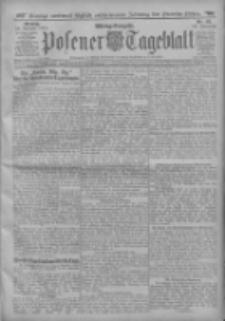 Posener Tageblatt 1913.02.24 Jg.52 Nr92