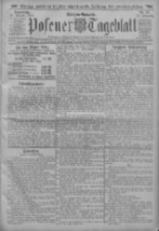 Posener Tageblatt 1913.02.27 Jg.52 Nr97
