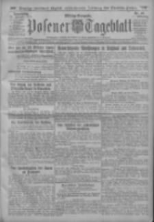 Posener Tageblatt 1913.02.27 Jg.52 Nr98