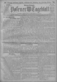 Posener Tageblatt 1913.02.28 Jg.52 Nr99
