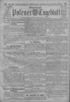Posener Tageblatt 1913.03.01 Jg.52 Nr102