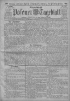Posener Tageblatt 1913.03.04 Jg.52 Nr105
