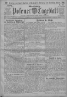 Posener Tageblatt 1913.03.04 Jg.52 Nr106