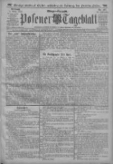 Posener Tageblatt 1913.03.05 Jg.52 Nr107