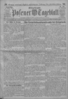 Posener Tageblatt 1913.03.06 Jg.52 Nr110