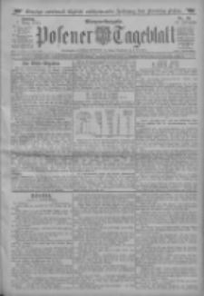 Posener Tageblatt 1913.03.07 Jg.52 Nr111