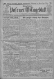 Posener Tageblatt 1913.03.07 Jg.52 Nr112