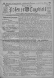 Posener Tageblatt 1913.03.09 Jg.52 Nr115