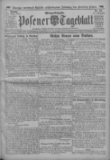 Posener Tageblatt 1913.03.10 Jg.52 Nr116