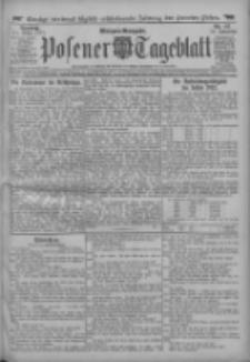 Posener Tageblatt 1913.03.11 Jg.52 Nr117