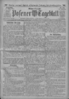 Posener Tageblatt 1913.03.13 Jg.52 Nr121