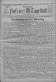 Posener Tageblatt 1913.03.14 Jg.52 Nr124
