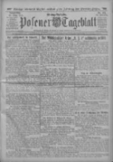 Posener Tageblatt 1913.03.20 Jg.52 Nr134