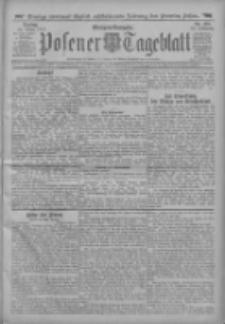 Posener Tageblatt 1913.03.21 Jg.52 Nr135