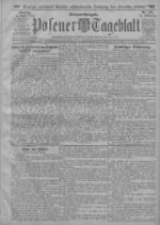 Posener Tageblatt 1913.04.08 Jg.52 Nr161