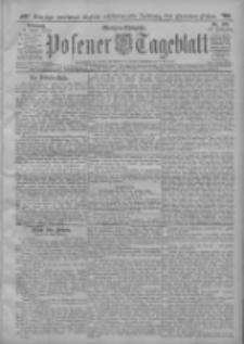 Posener Tageblatt 1913.04.09 Jg.52 Nr163