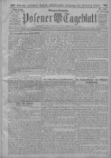 Posener Tageblatt 1913.04.10 Jg.52 Nr165