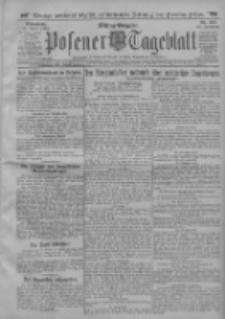 Posener Tageblatt 1913.04.19 Jg.52 Nr182